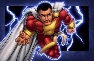 Captain Marvel by ConfuciusRetaliation