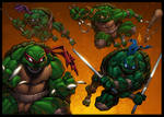TMNT - Ready for Action