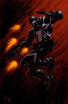 Agent Venom matteoscalera
