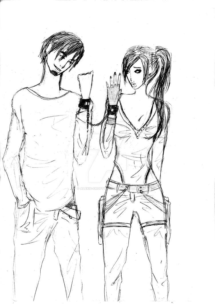 Lara and Kurtis 2 by Alexis-Croft111