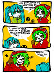 Matryoshka Comic