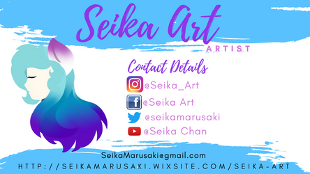 Seika Art (DeviantArt ID) by Seika-Art