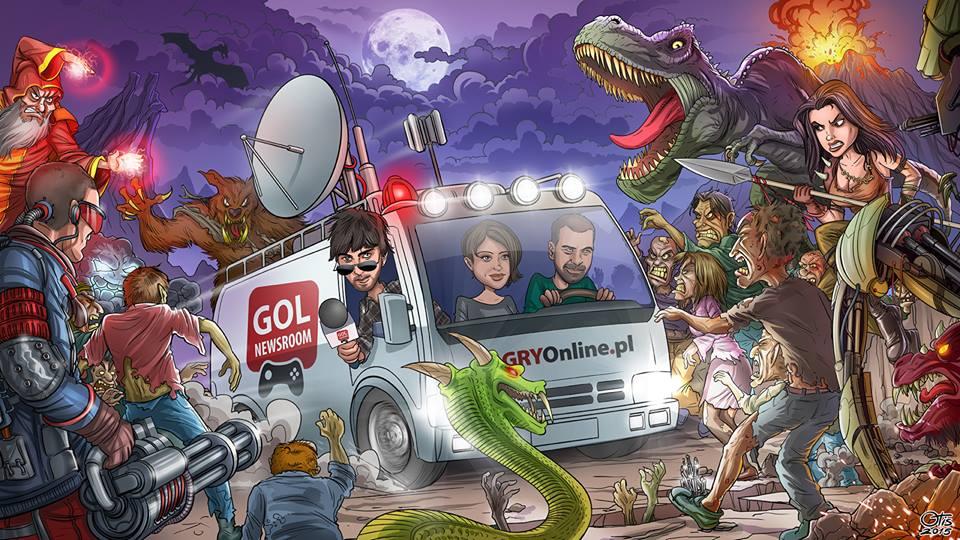 GOL newsroom by Otisso