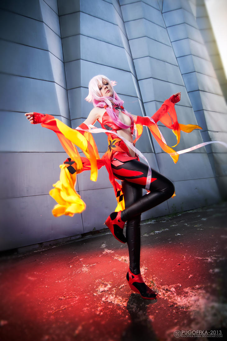 Inori Yuzuriha - Guilty Crown by kiss-the-wind