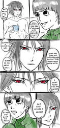 A Gentle Person Pt. 3 by Yui-Sakaino