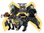 - Jet Force: Squad Gemini - by ravenshield