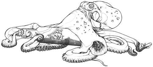 Commission 012 - Tattoo Design [Jordan] by ravenshield