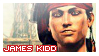 AC4 James Kidd Stamp by mizukimarie