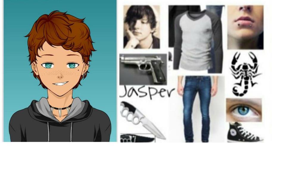 Jasper  by Kitkate1