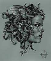 Medusa by GrathVonGraven