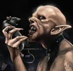 Nosferatu by GrathVonGraven