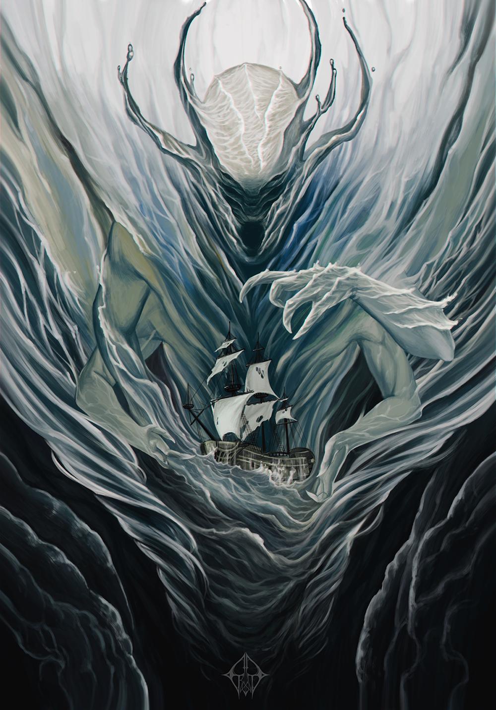 The Devil's Sea