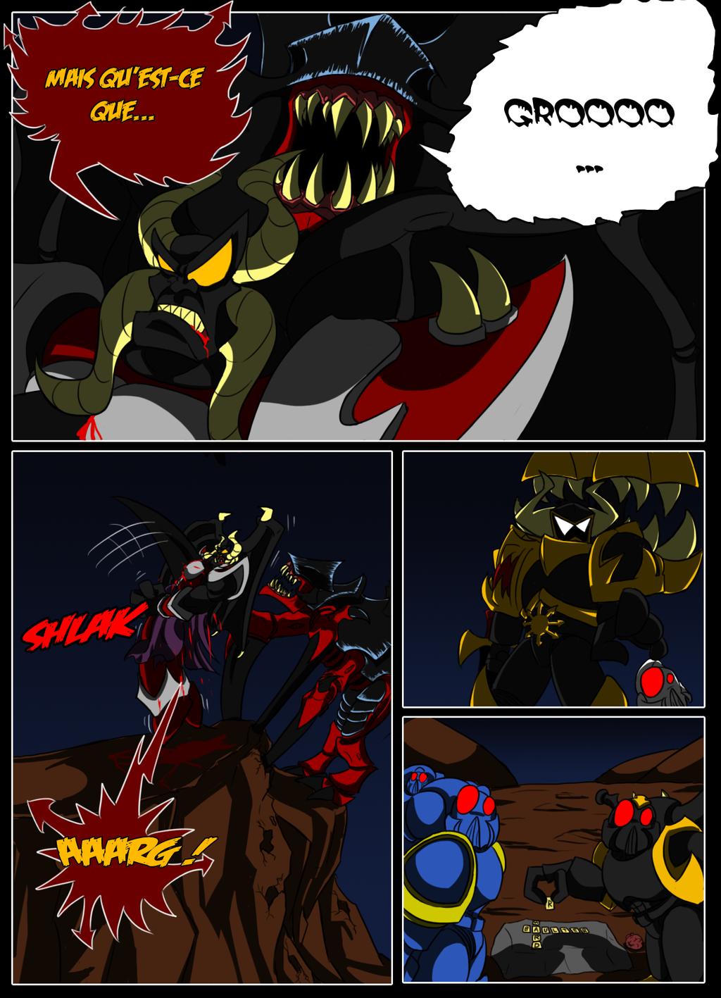 Bandes Dessinées de Warhammer 40,000 - Page 2 P45__color_by_littlecutter-d5y96si