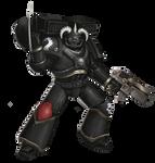 Black Dragon character