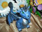 Blue Baby-Dragon