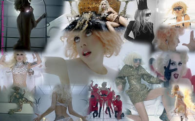 Bad Romance Wallpaper by PuppetMistress666