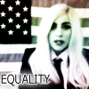 Equality Icon by PuppetMistress666