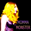 Momma Monster Icon by PuppetMistress666