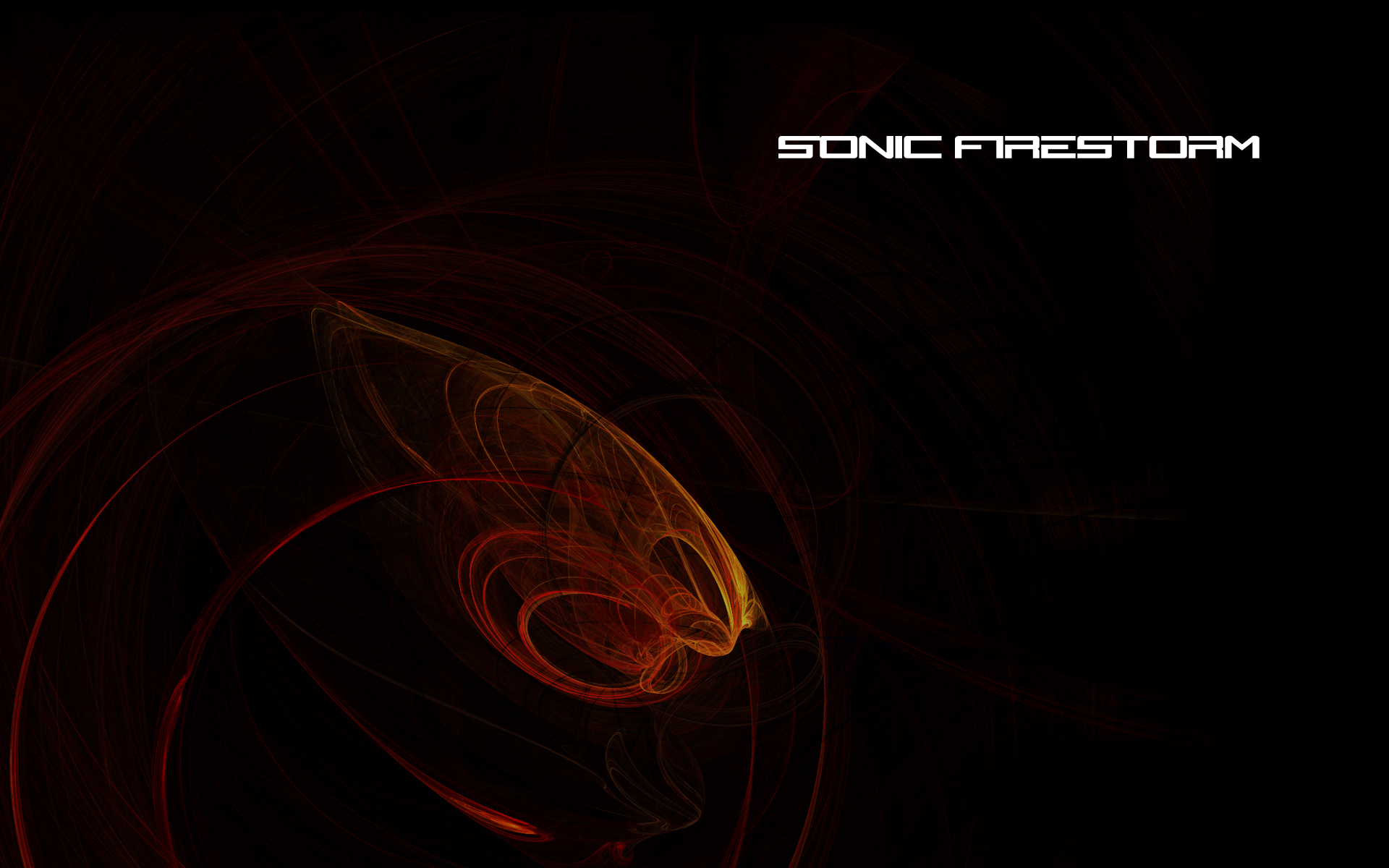 Sonic Firestorm by vintersong