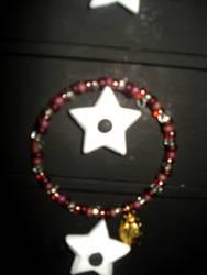 Ladybird Beetle Bracelet by TheFrisk
