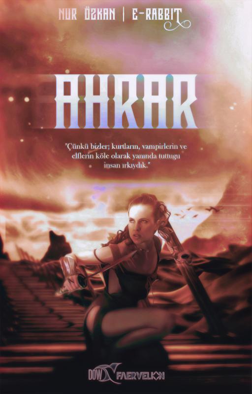 AHRAR | WATTPAD COVER