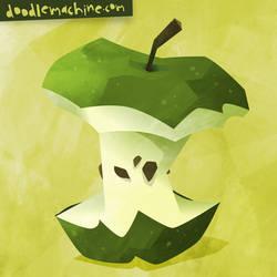 Let's Draw an Apple (in Adobe Illustrator)