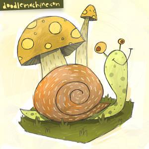 Snail Power!