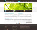 Aa Corporate website design