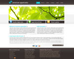 Aa Corporate website design