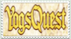 YogsQuest Stamp by EmberTheDragonlord