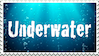 Underwater stamp by EmberTheDragonlord