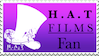 Hat Films Fan Stamp by EmberTheDragonlord
