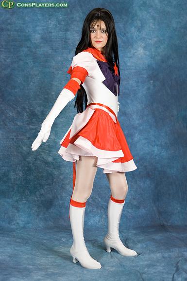 2007 2014 yunie chan my eternal sailor mars costume photo takenEternal Sailor Mars Costume