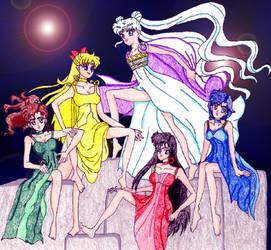 Planetary Princesses
