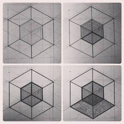 Cube Study by GeoDimension