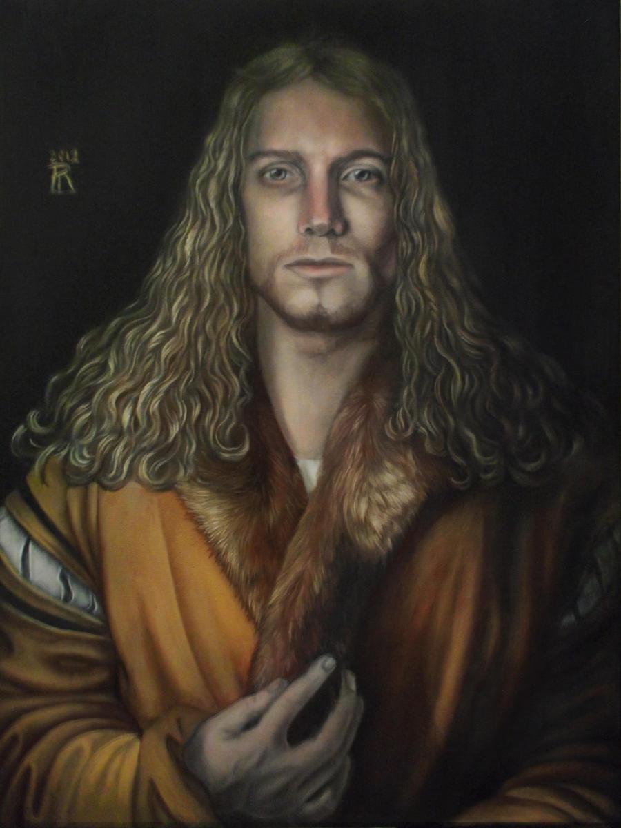 Renaissance Self Portrait By Peter709 On Deviantart