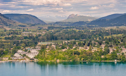 Okanagan Valley - Kalamalka Lake