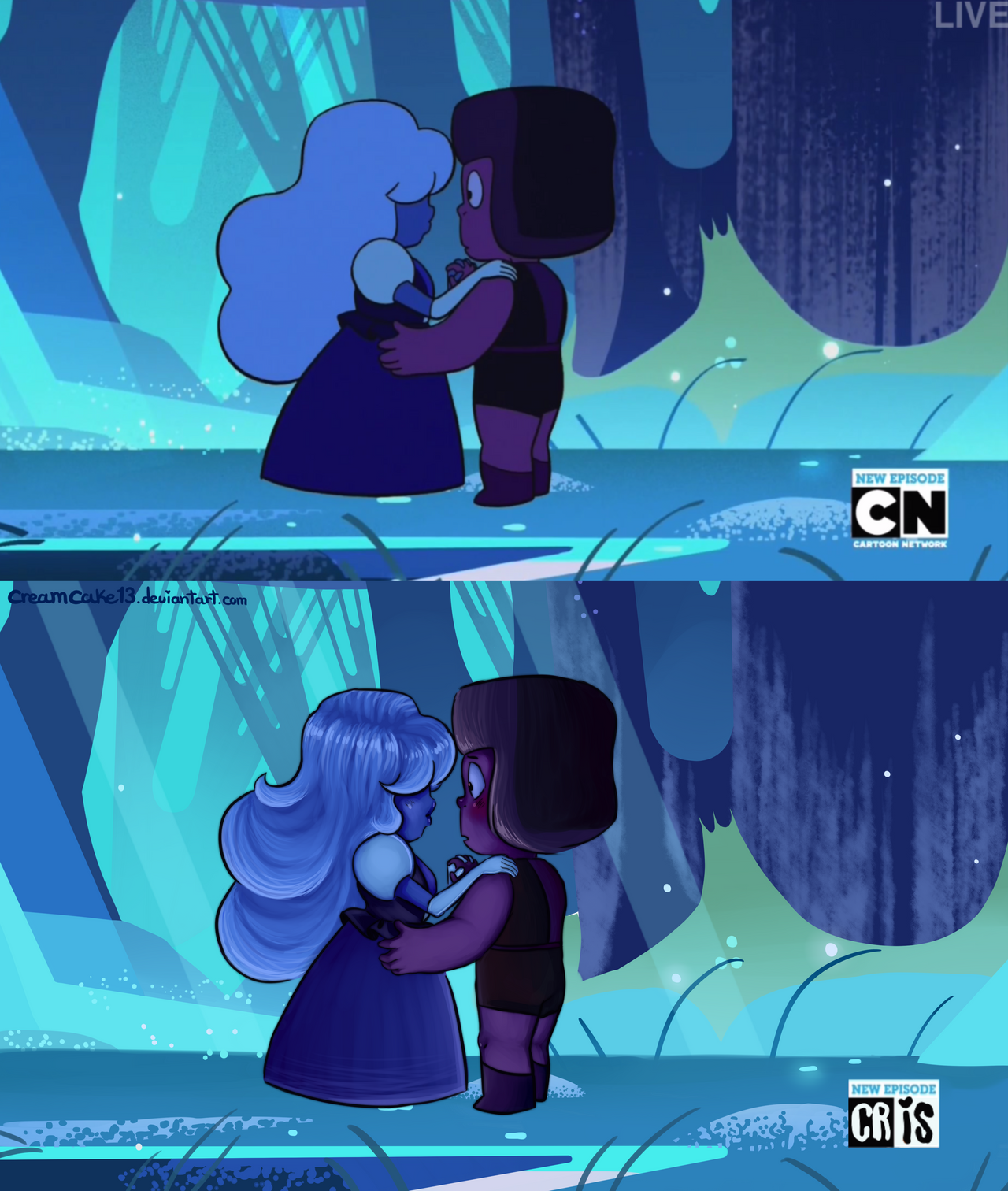 SU - The Answer Re-draw! by creamcake13