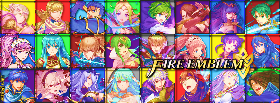 Fire Emblem Heroes Banner by LibraDesigns