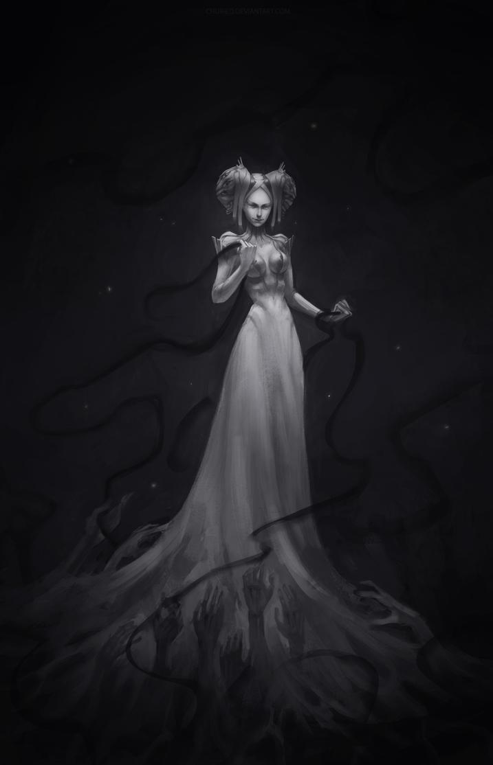 White Queen by CHURIEQ