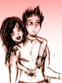 CUTE HUG by poison-xxx