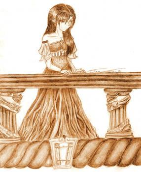 A Princess's Lonliness