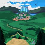 Blue Castle City
