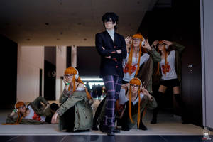 Persona 5 cosplay FUTABA ATTACK!!! by KayladFrost