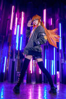Persona 5 dancing star night cosplay by KayladFrost
