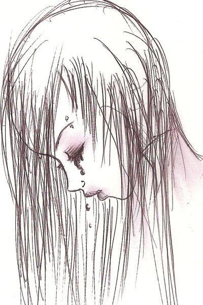 sadness tumblr drawing images