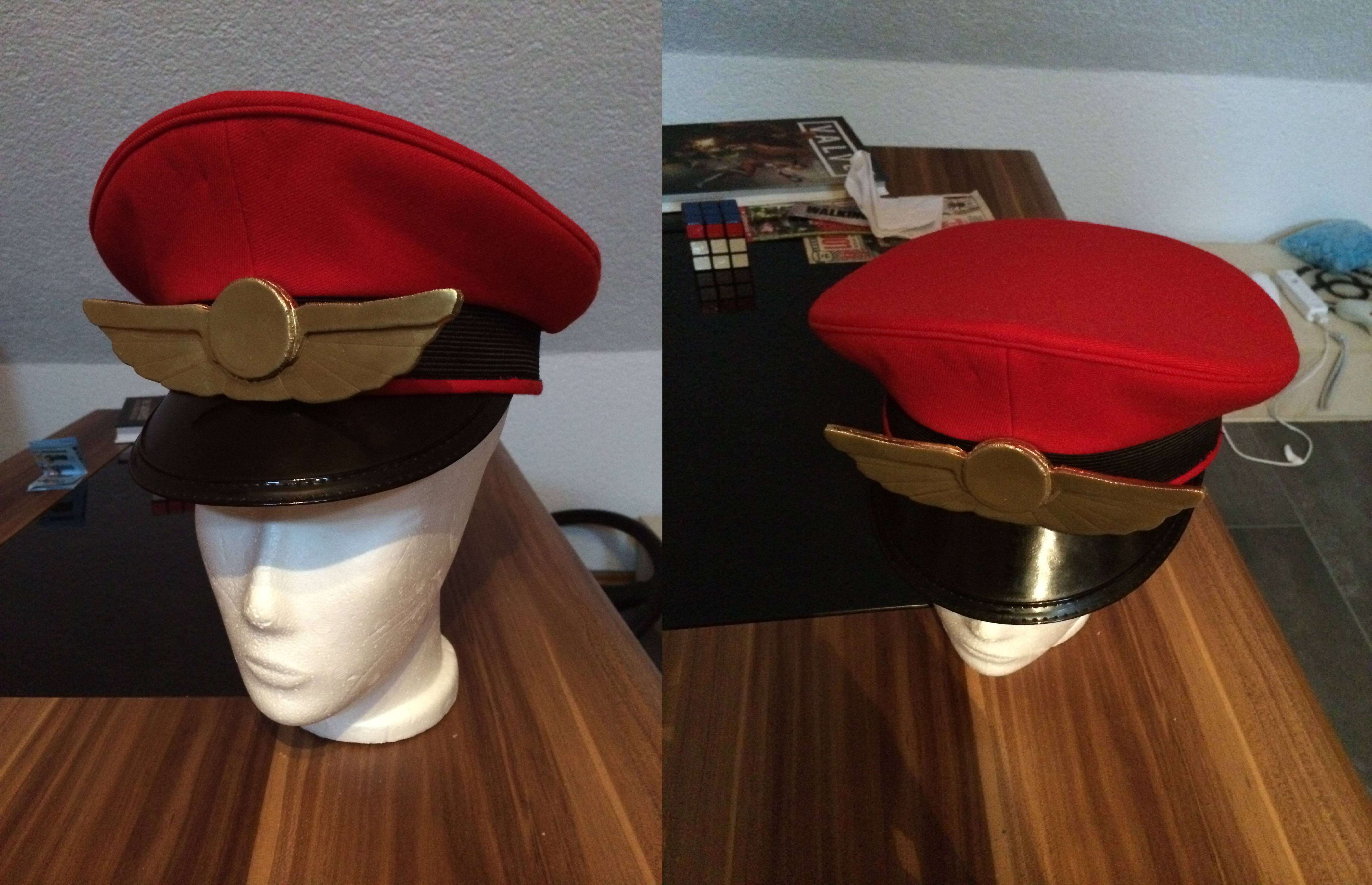 how to make a soldier hat
