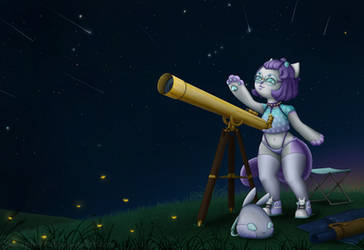 [CE] Shooting Stars by Seraphi91