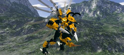 LEGO Beedrill by RoZilla42