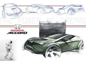 Honda Accord final by TenaciousRS